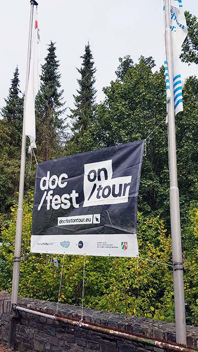 Transparent - Docfest on Tour