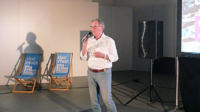 Jakob Wöllenweber Ansprache